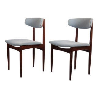 Midcentury Danish Dining Chairs For Sale