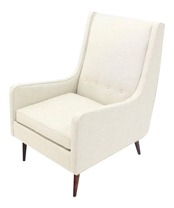 Antique Designer Upholstery Club Chairs Decaso