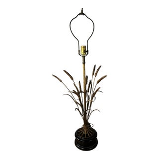 1950s Sheaf of Wheat Lamp For Sale