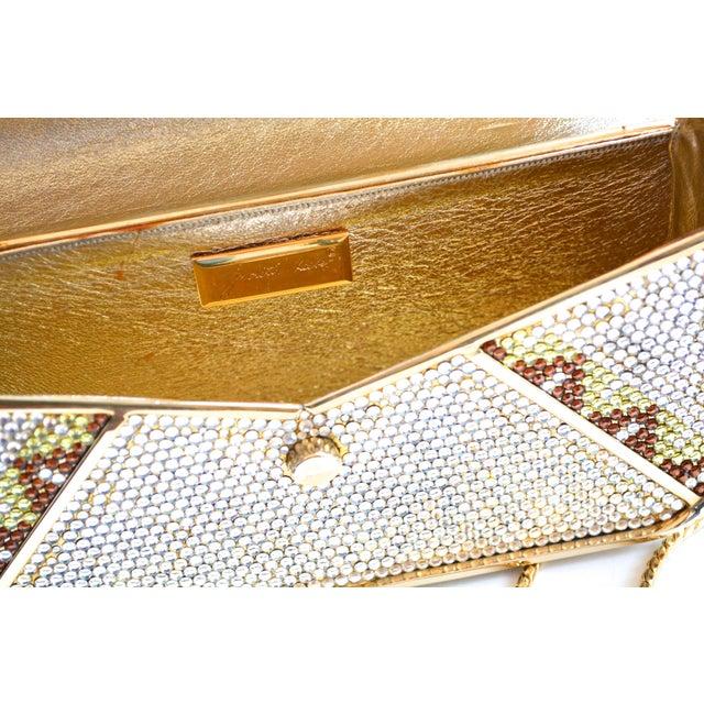 Judith Leiber Judith Leiber Crystal Bag For Sale - Image 4 of 7