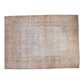 "Distressed Sivas Carpet - 9'4"" X 12'10"" For Sale"