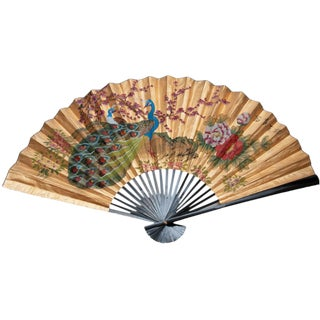 1960s. Chinese Decorative Fan