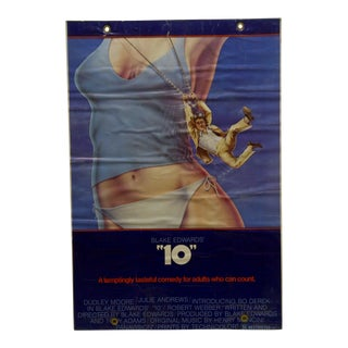 """10"" Mounted Original Movie Poster"
