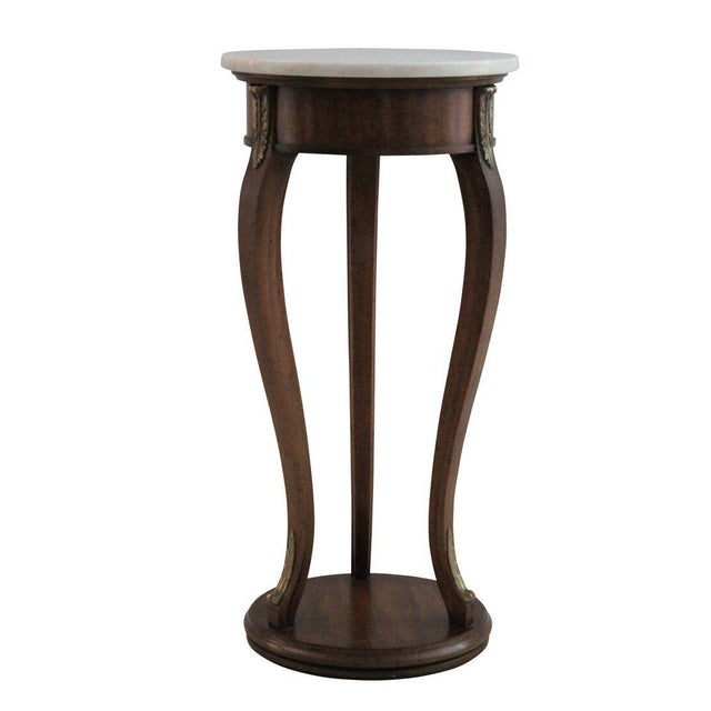 Marble Pedestal by Weiman - Image 1 of 4