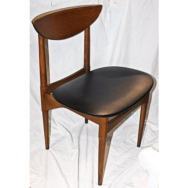 Contemporary Mid-Century Modern Perception Chair by Warren Church For Sale - Image 3 of 7