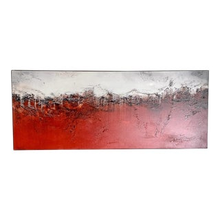 """60"""" 50 Pc Limited Edition Abstract Giclee Canvas Painting by Eloise - Signed and Numbered For Sale"""