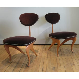 Pair of Lounge Chairs by Jordan Mozer Preview