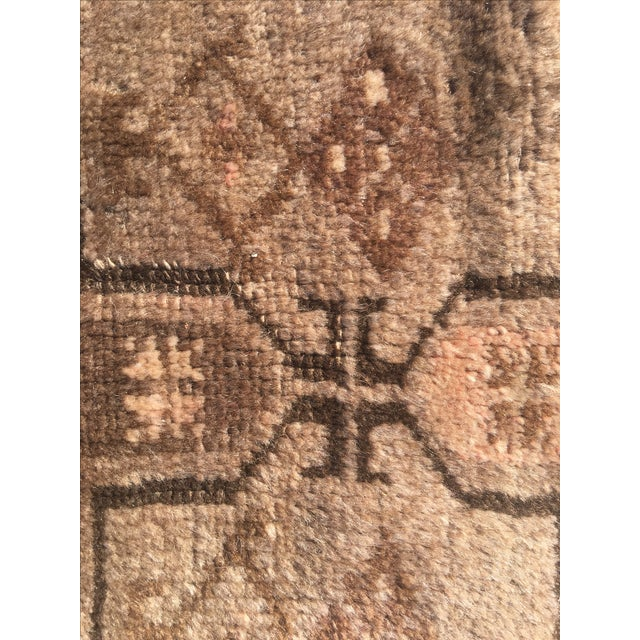 "Vintage Anatolian Turkish Rug - 1'7"" X 2'10"" - Image 6 of 9"