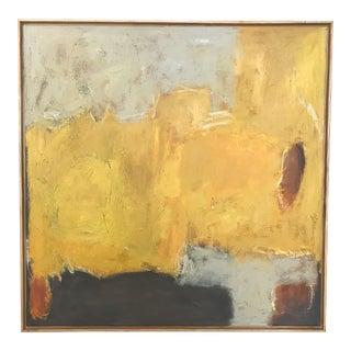 "Cheryl Troxel ""Sunspot"" Original Painting For Sale"