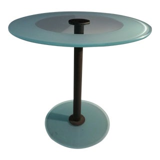 Petite Memphis Style Side Table