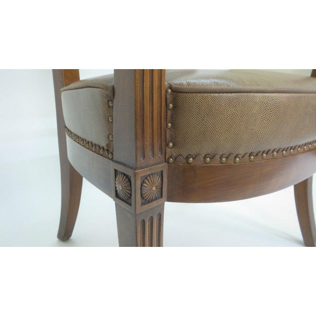 Empire Armchair For Sale - Image 9 of 11