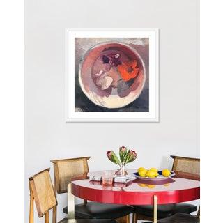 "Medium ""Flower Bowl"" Print by Caitlin Winner, 28"" X 28"" Preview"