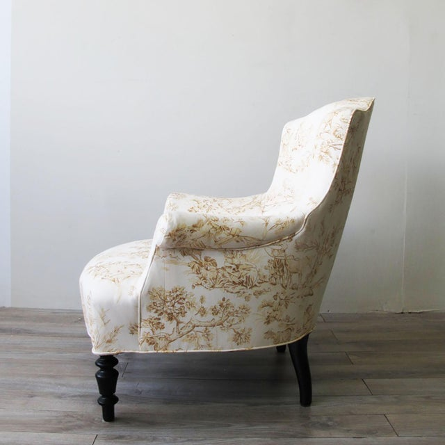 Late 19th Century Napoleon III Armchair For Sale - Image 5 of 8