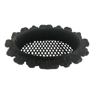 Antique New Orleans Cast Iron Vent For Sale