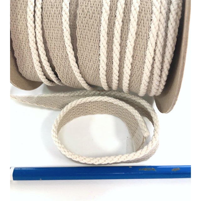"""Indoor/Outdoor 1/8"""" Cable Cord Trim For Sale In New York - Image 6 of 10"""