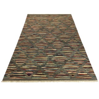 Colorful Rug & Relic Yeni Kilim | 6'9 X 10 For Sale