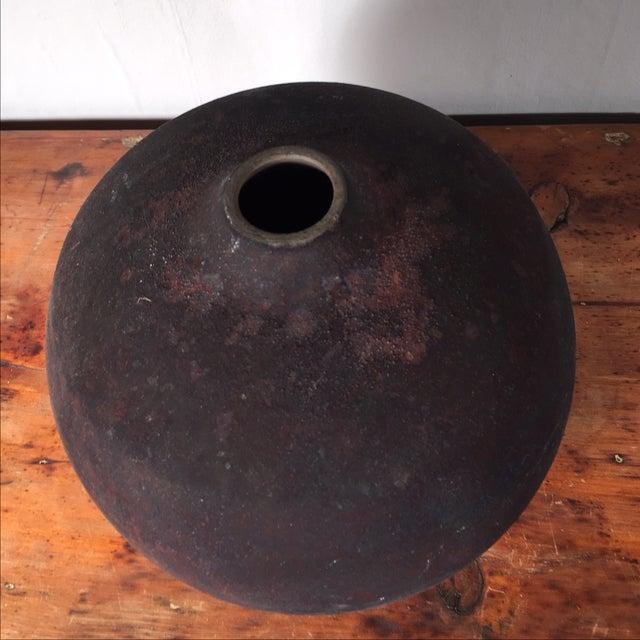 Signed Roku Vase For Sale - Image 4 of 5
