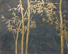Image of Silver Leaf Paintings