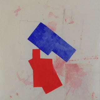 """Jean Feinberg """"P4.15"""", Painting For Sale"""