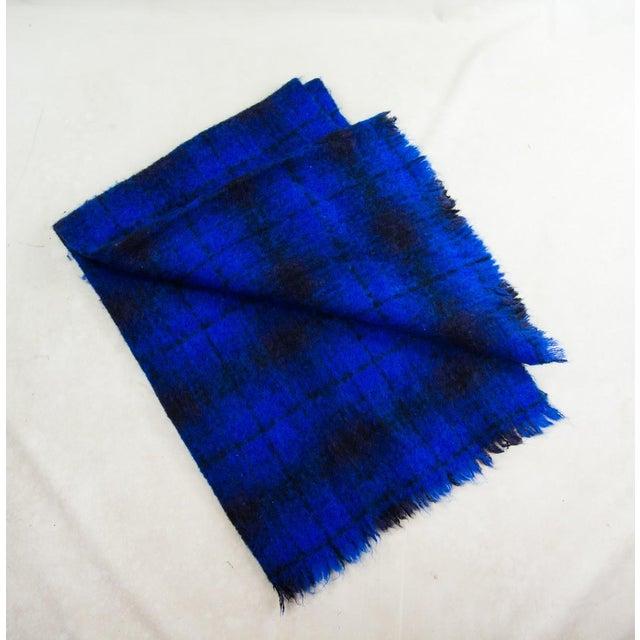 Handmade Mohair Throw by Avoca Handweavers - Image 2 of 9