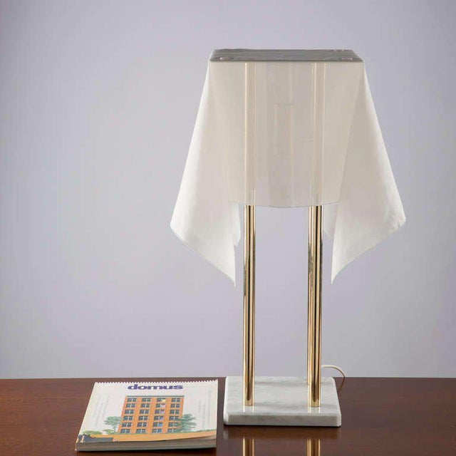 """""""Nefer"""" Table Lamp by Kazuide Takahama for Sirrah For Sale - Image 9 of 10"""