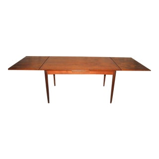 1960s Mid Century Modern Niels Otto Moller Dining Table For Sale