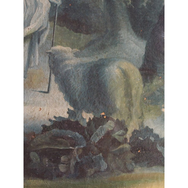 18th Century French Grisaille Painting - Image 6 of 8