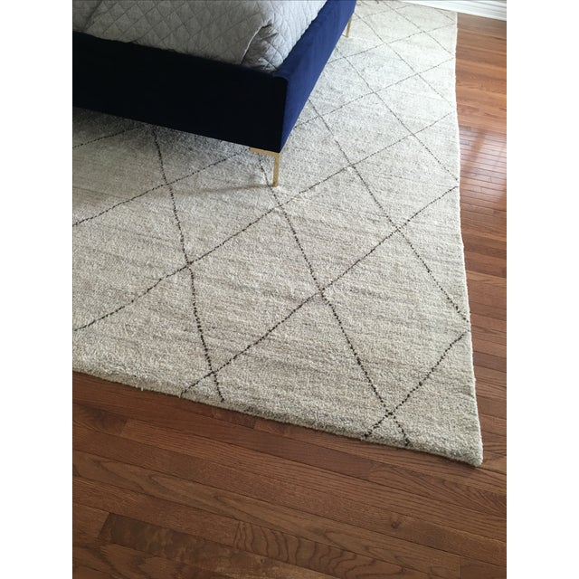 Dash & Albert Hand Knotted Wool Rug - 10' × 14' - Image 3 of 5