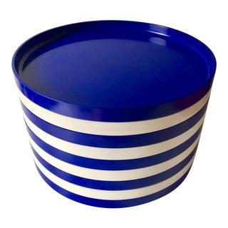 9 Vintage Heller Melamine Stacking Plates-Massimo Vignelli
