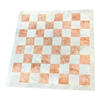 Marble Chess Board For Sale