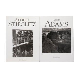 Alfred Steiglitz & Ansel Adams Books For Sale