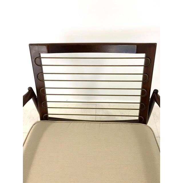 Kofod Larsen for Selig Vintage Danish Lounge Chair - Image 10 of 10