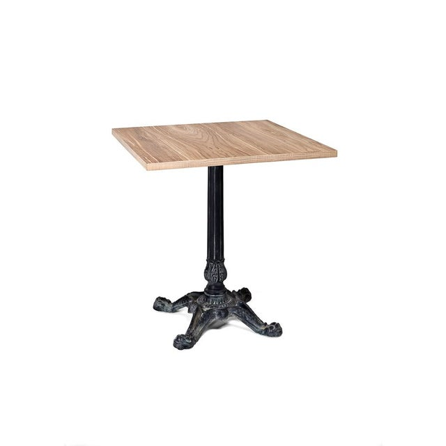 Sarreid Ltd. French Parisian Cage Bistro Table - Image 2 of 3