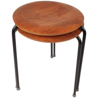 Tony Paul Mid-Century Stacking Tables - a Pair For Sale