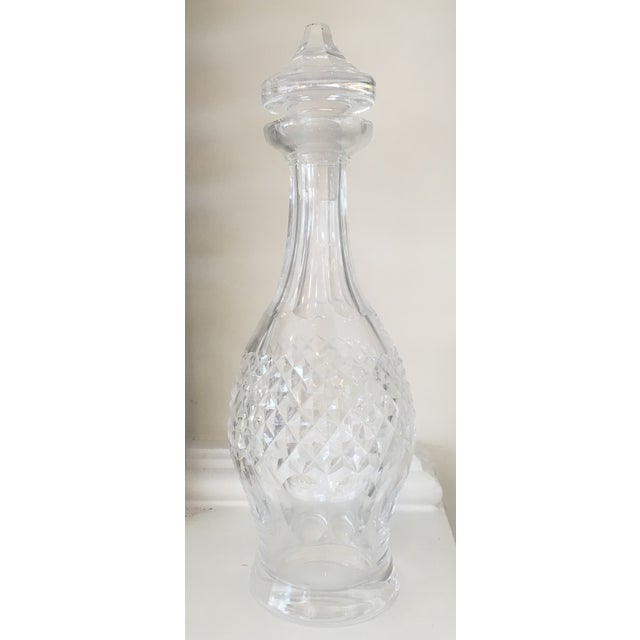 Vintage Waterford Hand Cut Crystal Decanter - Image 2 of 7