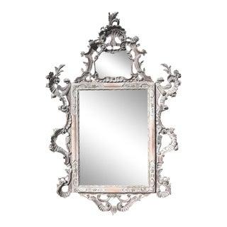 Italian Ornate Carved Mirror