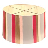 Image of Hand Painted Custom Modern Lampshade For Sale
