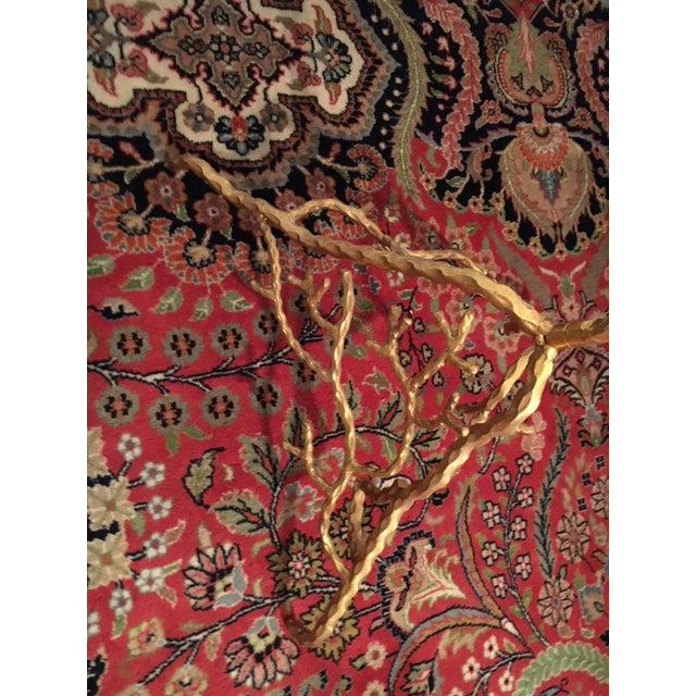 Large Floor Art Candelabra For Sale - Image 12 of 13