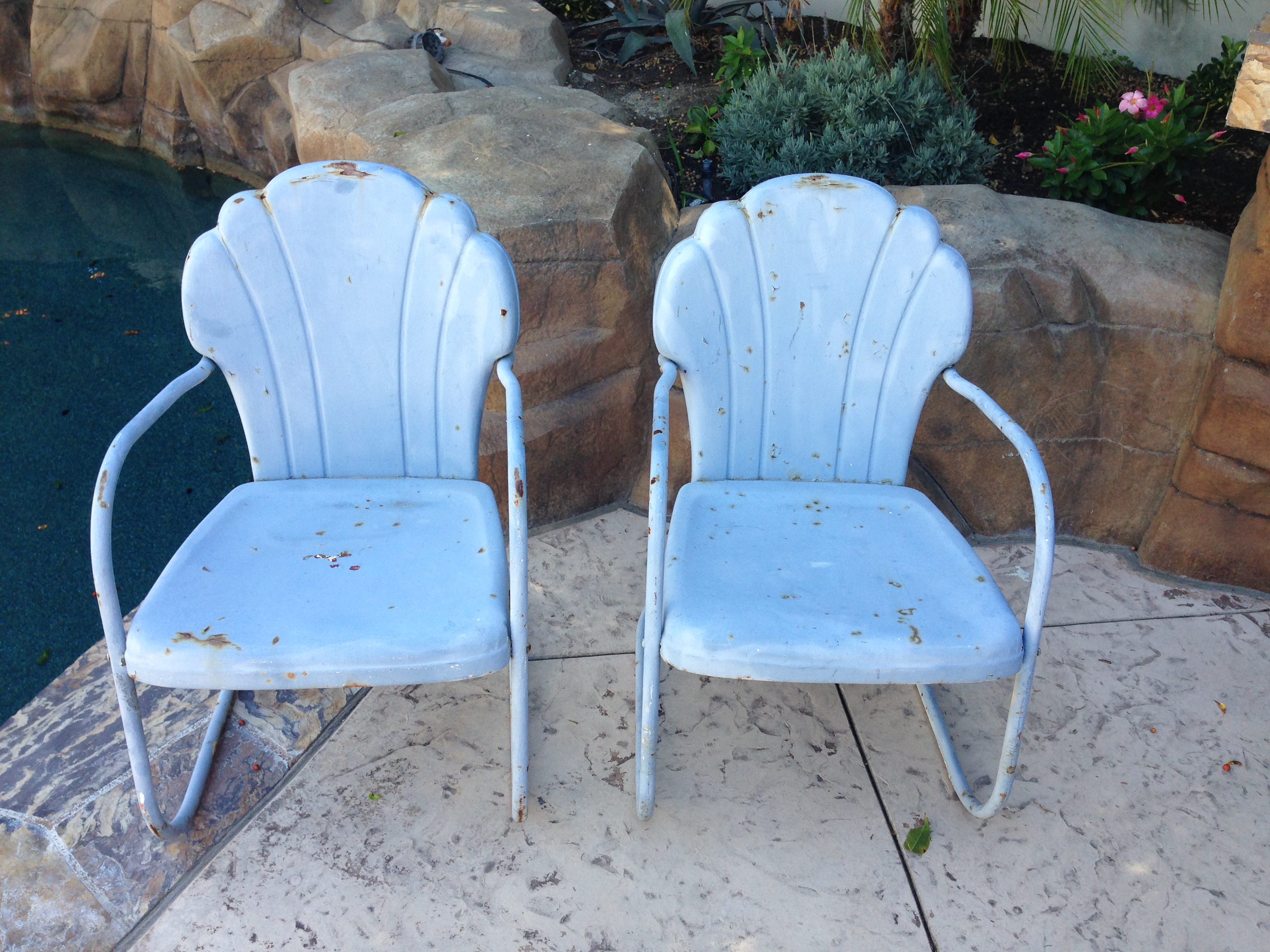 Beau Take A Step Back In Time With These Ultra Cool Shellback Chairs. They Are  The