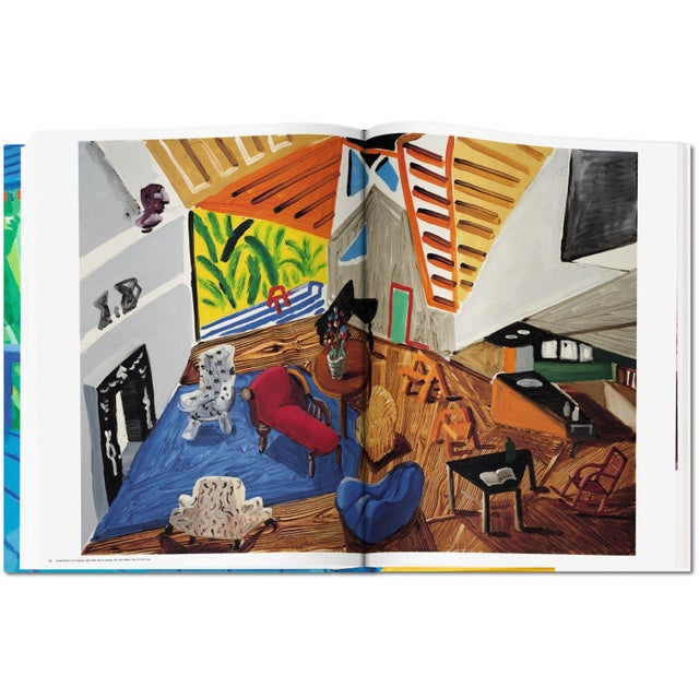 David Hockney: A Bigger Book, Signed by David Hockney, Edition: 9000, 2016 For Sale In New York - Image 6 of 13