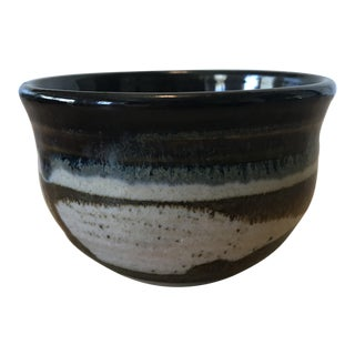 John Dunlap Pottery Tea Bowl For Sale