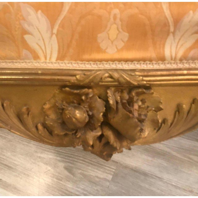 Antique Louis XV Style French Fire Screen For Sale In Philadelphia - Image 6 of 13