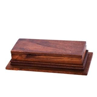 Decorative Rosewood Box, Antique For Sale