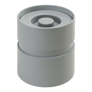 Ice Bucket in Pale Grey - Rita Konig for The Lacquer Company For Sale