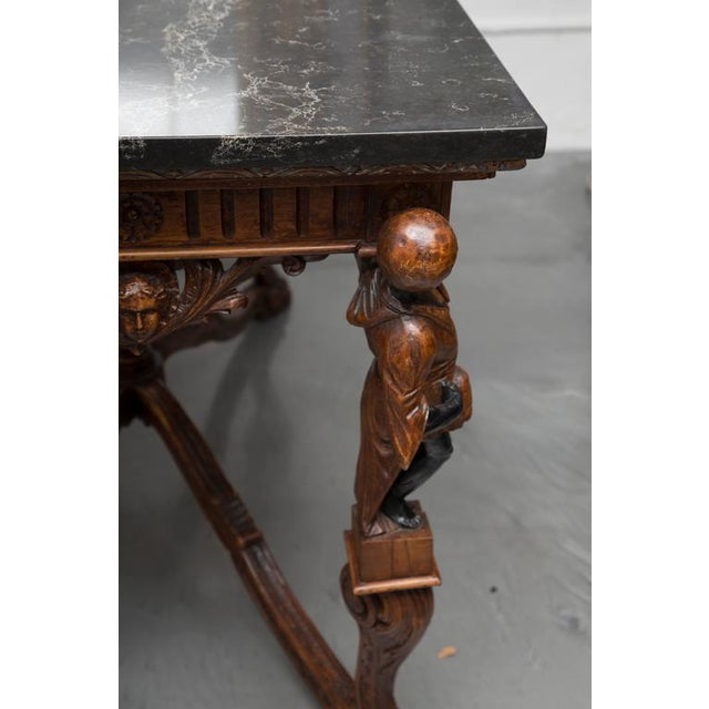 19th Century Italian Renaissance Revival Centre Table - Image 8 of 8