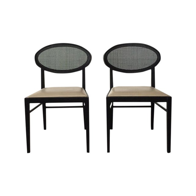 Andreu World Zarina Dining Chairs - Set of 6 - Image 1 of 4