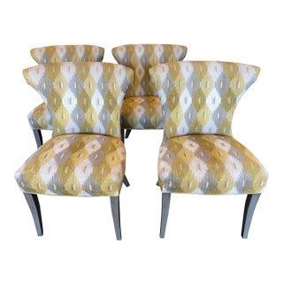 Harden Furniture Numera Custom Chairs - Set of 4 For Sale