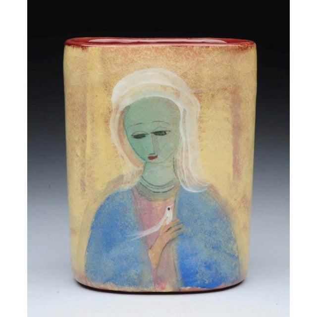 Polia Pillin Mid-Century Ceramic Vase - Image 4 of 10