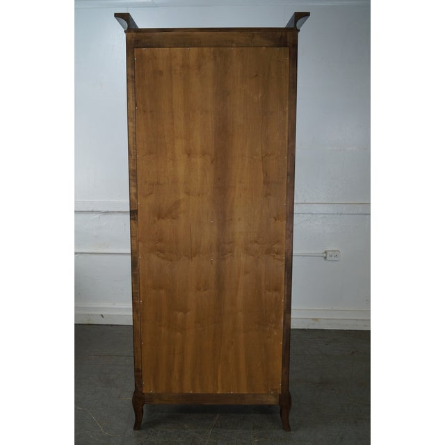Rossi Brothers French Louis XV Style Armoire - Image 4 of 10