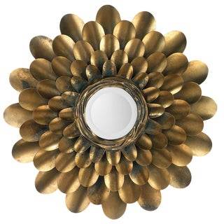 Bouquet Mirror For Sale